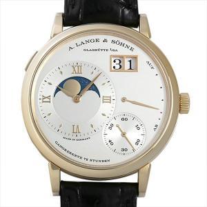 48回払いまで無金利 ランゲ&ゾーネ グランド ランゲ1 ムーンフェイズ 139.021(LS1391AA) 中古 メンズ 腕時計|ginzarasin