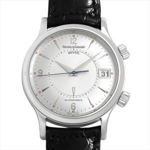 48回払いまで無金利 ジャガールクルト マスターレヴェイユ 141.840.972(141.8.97) 中古 メンズ 腕時計|ginzarasin