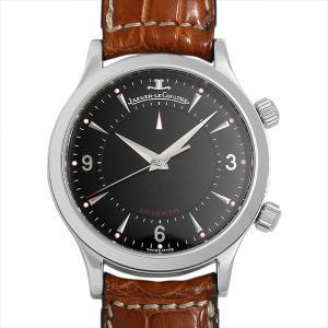 48回払いまで無金利 ジャガールクルト マスターメモボックス 144.8.94.S 中古 メンズ 腕時計|ginzarasin