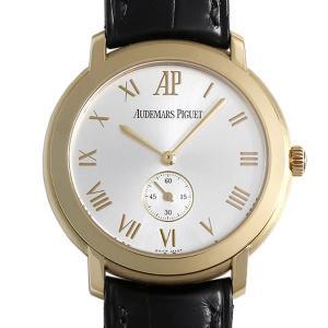 48回払いまで無金利 オーデマピゲ ジュールオーデマ 15112BA.O.001CR.01 中古 メンズ 腕時計|ginzarasin