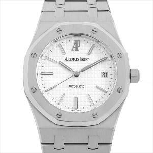 48回払いまで無金利 オーデマピゲ ロイヤルオーク 15300ST.OO.1220ST.01 中古 メンズ 腕時計|ginzarasin