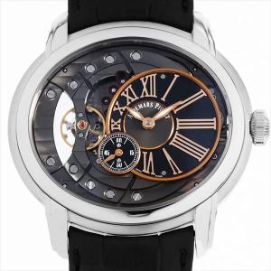 48回払いまで無金利 オーデマピゲ ミレネリー4101 15350ST.OO.D002CR.01 中古 メンズ 腕時計|ginzarasin