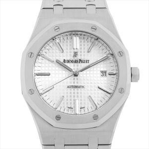 48回払いまで無金利 オーデマピゲ ロイヤルオーク 15400ST.OO.1220ST.02 中古 メンズ 腕時計|ginzarasin