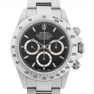 SALE ロレックス コスモグラフ デイトナ A番 16520 ブラック 中古 メンズ 腕時計 48回払いまで無金利