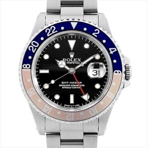 ロレックス GMTマスター 赤青ベゼル R番  16700 ...