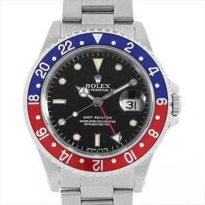ロレックス GMTマスター 赤青ベゼル S番 16700 中...