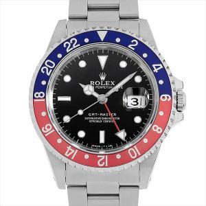 ロレックス GMTマスター 赤青ベゼル E番 16700 中...