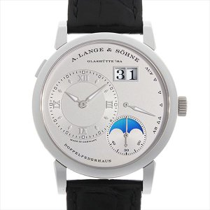 60回払いまで無金利 ランゲ&ゾーネ ランゲ1 ムーンフェイズ 192.025(LS1922AA) 中古 メンズ 腕時計|ginzarasin