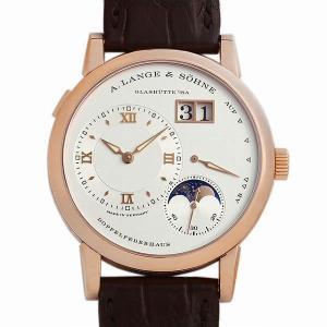 60回払いまで無金利 ランゲ&ゾーネ ランゲ1 ムーンフェイズ 192.032(LS1924AD) 中古 メンズ 腕時計|ginzarasin