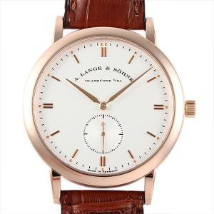 48回払いまで無金利 ランゲ&ゾーネ サクソニア 215.032(LS2154AD) 中古 メンズ 腕時計|ginzarasin