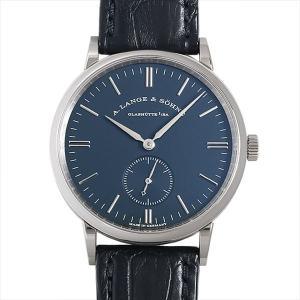 60回払いまで無金利 SALE ランゲ&ゾーネ サクソニア 219.028(LS2193AA) 中古 メンズ 腕時計|ginzarasin
