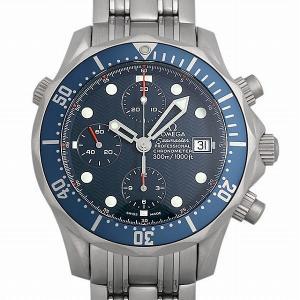 オメガ シーマスター クロノグラフ 2298.80 中古 メンズ 腕時計 ginzarasin
