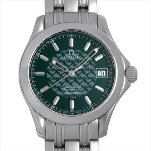 オメガ シーマスター ジャックマイヨール1998 2506-70 中古 メンズ 腕時計 ginzarasin