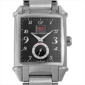 48回払いまで無金利 SALE ジラールペルゴ ヴィンテージ1945キングビッグデイト 25805-11-621-1 中古 メンズ 腕時計|ginzarasin