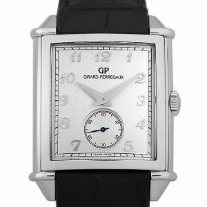 48回払いまで無金利 ジラールペルゴ ヴィンテージ1945 XXL スモールセコンド 25880-11-121-BB6A 中古 メンズ 腕時計|ginzarasin