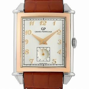 48回払いまで無金利 ジラールペルゴ ヴィンテージ1945 XXL 70周年記念 世界限定100本 25880-56-111-BBBA 中古 メンズ 腕時計|ginzarasin