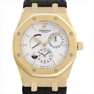 48回払いまで無金利 オーデマピゲ ロイヤルオーク デュアルタイム 26120BA.OO.D088CR.01 中古 メンズ 腕時計|ginzarasin