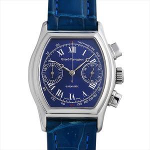 48回払いまで無金利 ジラールペルゴ リシュビル クロノグラフ 27500.0.11.4434A 中古 メンズ 腕時計|ginzarasin