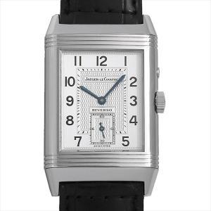 48回払いまで無金利 ジャガールクルト レベルソ デュオ ナイト&デイ 270.840.544B(270.8.54) 中古 メンズ 腕時計|ginzarasin