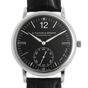 48回払いまで無金利 SALE ランゲ&ゾーネ ランゲマティック 301.027 中古 メンズ 腕時計|ginzarasin