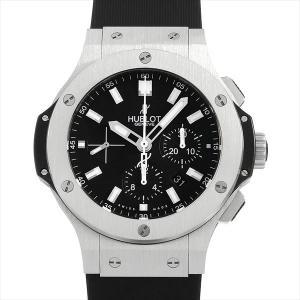 48回払いまで無金利 ウブロ ビッグバン スティール 301.SX.1170.RX 中古 メンズ 腕時計|ginzarasin