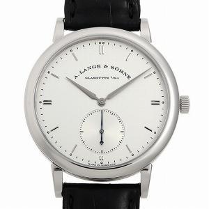 60回払いまで無金利 ランゲ&ゾーネ グランド サクソニア オートマチック 307.026 中古 メンズ 腕時計|ginzarasin