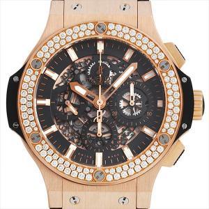 48回払いまで無金利 SALE ウブロ ビッグバン アエロバン 311.PX.1180.GR.1104 中古 メンズ 腕時計 ginzarasin