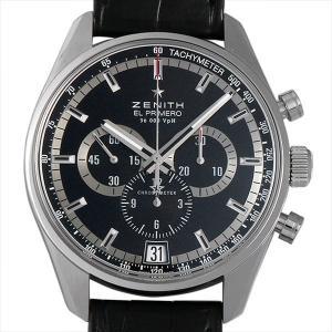 ゼニス エルプリメロ 36000VpH 03.2040.400/21.C496 中古 メンズ 腕時計|ginzarasin