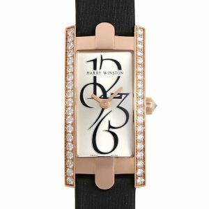 48回払いまで無金利 ハリーウィンストン アヴェニューCミニ ベゼルダイヤ 332/LQRL.M/D2.1/SP2 中古 レディース 腕時計|ginzarasin