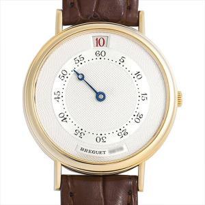48回払いまで無金利 ブレゲ ジャンピングアワー 3420BA 中古 メンズ 腕時計|ginzarasin