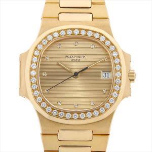 パテックフィリップ ノーチラス 3800/3J 中古 メンズ 腕時計|ginzarasin