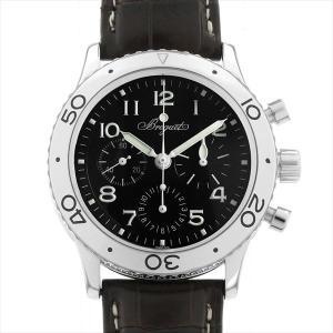 48回払いまで無金利 ブレゲ アエロナバル 3800ST/92/9W6 中古 メンズ 腕時計|ginzarasin