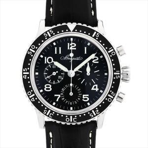 48回払いまで無金利 ブレゲ アエロナバル タイプXX フランス海軍航空部隊100周年記念 3803ST/92/3W6 中古 メンズ 腕時計|ginzarasin