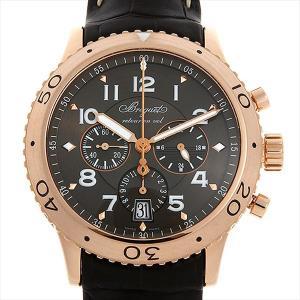 48回払いまで無金利 ブレゲ タイプXXI トランスアトランティック 3810BR/92/9ZU 中古 メンズ 腕時計|ginzarasin