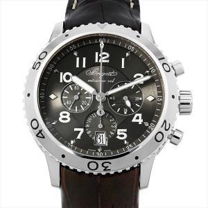 48回払いまで無金利 ブレゲ トランスアトランティック タイプXXI 3810ST/92/9ZU 中古 メンズ 腕時計|ginzarasin