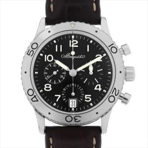48回払いまで無金利 ブレゲ トランスアトランティック 3820ST/H2/9W6 中古 メンズ 腕時計|ginzarasin