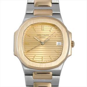 パテックフィリップ ノーチラス 3900/1JA 中古 ボーイズ(ユニセックス) 腕時計|ginzarasin