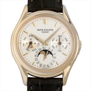 パテックフィリップ パーペチュアルカレンダー 3940J 中古 メンズ 腕時計|ginzarasin