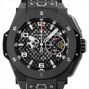 SALE ウブロ ビッグバン フェラーリ スペアチーレ グレーセラミック 401.FX.1123.VR 中古 メンズ 腕時計|ginzarasin