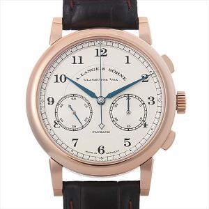 48回払いまで無金利 SALE ランゲ&ゾーネ 1815クロノグラフ 402.032/LS4024AD 中古 メンズ 腕時計|ginzarasin