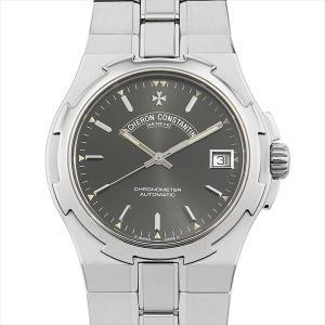 48回払いまで無金利 ヴァシュロンコンスタンタン オーヴァーシーズ ラージ 42040/423A-8459 中古 メンズ 腕時計|ginzarasin
