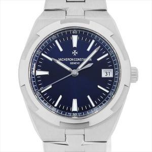 48回払いまで無金利 ヴァシュロンコンスタンタン オーヴァーシーズ 4500V/110A-B128 中古 メンズ 腕時計 ginzarasin