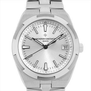 最大5万円オフクーポン配布 ヴァシュロンコンスタンタン オーヴァーシーズ 4500V/110A-B126 中古 メンズ 腕時計 48回払いまで無金利 ginzarasin