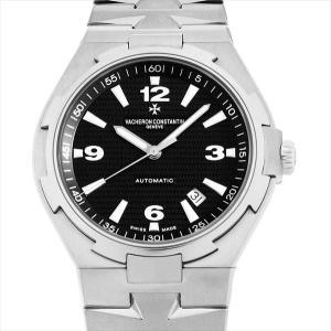 最大5万円オフクーポン配布 ヴァシュロンコンスタンタン オーヴァーシーズ ラージ 47040/B01A-9094 中古 メンズ 腕時計 48回払いまで無金利 ginzarasin