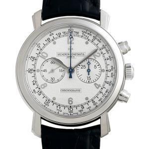 48回払いまで無金利 ヴァシュロンコンスタンタン マルタ クロノグラフ 47120/000G-9098 中古 メンズ 腕時計|ginzarasin