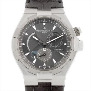 最大5万円オフクーポン配布 ヴァシュロンコンスタンタン オーヴァーシーズ デュアルタイム 47450/000W-9511 中古 メンズ 腕時計 48回払いまで無金利 ginzarasin
