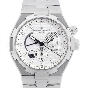 48回払いまで無金利 ヴァシュロンコンスタンタン オーヴァーシーズ デュアルタイム 47450/B01A-9226 中古 メンズ 腕時計|ginzarasin