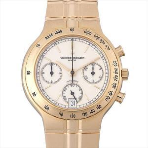 SALE 最大5万円オフクーポン配布 ヴァシュロンコンスタンタン フィディアス クロノグラフ 49001/967J 中古 メンズ 腕時計 48回払いまで無金利 ginzarasin