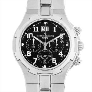 48回払いまで無金利 ヴァシュロンコンスタンタン オーヴァーシーズ クロノグラフ 49140/423A-8886 中古 メンズ 腕時計|ginzarasin
