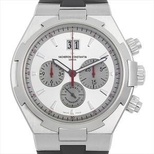 48回払いまで無金利 ヴァシュロンコンスタンタン オーヴァーシーズ クロノグラフ 限定400本 49150/000A-9017 中古 メンズ 腕時計 ginzarasin